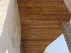 سقف ترمووود کاج