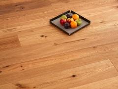 پارکت چوب بلوط ، برس و پخ خورده ، روستیک 14802262
