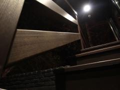 راه پله  و دیواره ، ترمووود اش