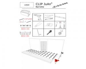 آموزش نصب Clip JuAn